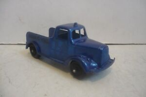 Mexican Wrecker Truck Auxilio Vial AMA - Tootsietoy Made In Mexico Antique Toy
