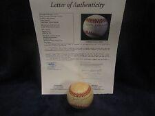 Judy Johnson Autographed Official National League (Giamatti) Baseball - JSA LOA