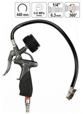 Druckluftpistole Reifenfüller mit Manometer Luftpistole Reifenfüllgerät