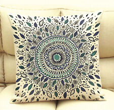 HORSE & WESTERN HOME DECOR GIFTS MANDALA PRINT  CUSHION COVER 45cms 18inch
