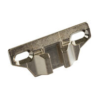 """Blum 1-3/8"""" + Overlay Face Mounting Plate 133.024 for Compact 33 110° Hinge"""