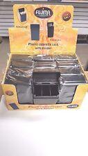 Wholesale lot cigarette cases king's divider black