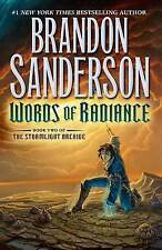 Words of Radiance (The Stormlight Archive-ExLibrary