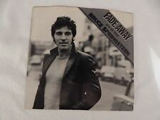 """BRUCE SPRINGSTEEN - FADE AWAY - 7"""" WITH PICTURE SLEEVE! NEW! ONLY NEW COPY eBAY!"""
