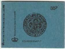 Engeland booklet DP3 MNH 1974 - British Coins / Silver Groat