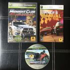 Midnight Club Los Angeles LA Complete Edition (Xbox 360) Complete w/ Manual CIB