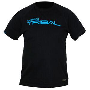 Shimano Apparel Tactical Wear Raglan T-Shirt Black M L XL XXL 3Xl Shirt Tribal