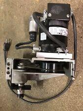 Gerber Dimension 200 Engraving Head Motor Spindel Assembly pre-owed