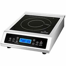 New listing Lcd P961Ls Professional Portable Induction Cooktop Commercial Range Countertop