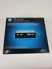 DVD Writer: HP dvd 1140i External 22x Multiformat DVD Writer NEW Sealed