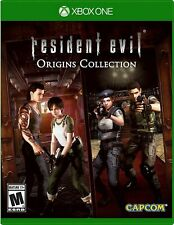 Resident Evil Origins Collection ( Xbox One )