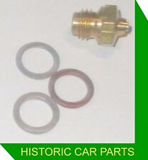 Ford CONSUL CLASSIC 1340 1961-63 - FUEL NEEDLE VALVE KIT for ZENITH C1814 Carb