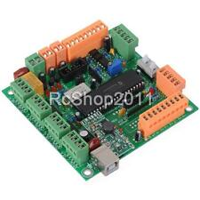 4 Axis USB CNC Controller Interface Board CNCUSB MK1 USBCNC 2.1 Replace MACH3