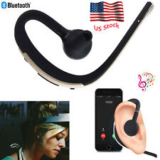 Bluetooth Wireless Headset Stereo Music Earphone For Cell Phones Samsung Huawei