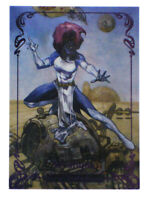 2018 Upper Deck Marvel Masterpiece Mystique Epic Purple Card #77 Bianchi 156/199