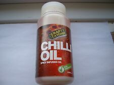 crafty catcher chilli oil