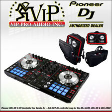 Pioneer DDJ-SR 2-Channel Controller For Serato DJ + DJC-SC2 Soft Controller Bag.