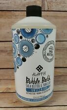 Alaffia Everyday Bubble Bath with Shea Butter and Yam Leaf Unscented 32 oz