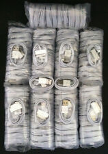 100x New Original 30 pin To USB Data Cable For iPhone 4 4s 3G 3GS iPod FREE SHIP