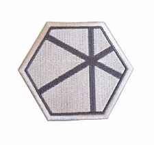 Star Wars Imperial Science Officer Galen Erso Patch - Death Star Engineer Patch