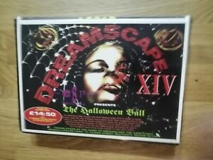 Dreamscape XIV 1994 Rave Tape (Complete Pack) Good Condition