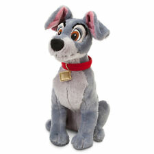 Disney Lady and the Tramp - Tramp Large Plush Toy Authentic Disney
