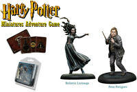 HARRY POTTER: MINIATURES ADVENTURE GAME – Bellatrix Lestrange & Peter Pettigrew