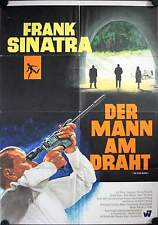 Der Mann am Draht Filmposter A1The Naked Runner Frank Sinatra, Peter Vaughan