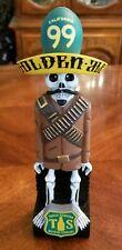 "Tioga-Sequoia 99 Golden Ale Skeleton Beer Tap Handle 8-1/2"""