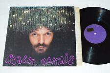 ROBERT MALTAIS Self-titled LP 1978 Mon Nom Inc ZAP-78 Passe-Partout Solo Quebec