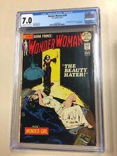 Wonder Woman #200 1972 CGC 7.0 Jeff Jones Bondage Cover