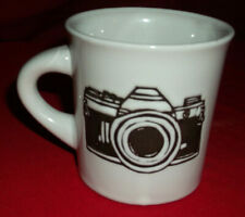 LOT 2 Photographer COFFEE Mug Cup Camera Diner Ore Originals CANON NIKON Kodak