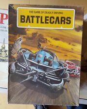 Vintage  Board game Battlecars (1983)