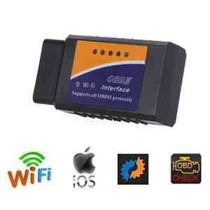 WiFi OBD2 OBDII ELM327 iOS/PC/ipad/Android Bluetooth Car Adapter Scanner Torque