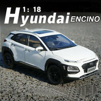 ORIGINAL 1:18 Scale HYUNDAI ENCINO Diecast Model Car Collection Toys New In Box