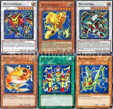 Watt Complete Deck #2 - Wattgiraffe - Wattchimera - Watthydra - 42 Cards Yugioh