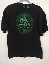 Paddy's Hair O' The Day Brew Pub T Shirt Men's Medium Black Short Sleeve