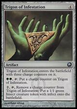 MTG Magic - (U) Scars of Mirrodin - Trigon of Infestation - SP
