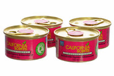 California Scents Spillproof Organic Canister Air Fresheners Coronado Cherry-4PK