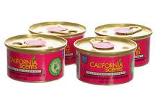 California Scents Spill-proo Organic Canister Air Fresheners Coronado Cherry-4PK