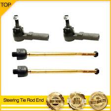 4PCS MEVOTECH Steering Tie Rod Ends INNER & OUTER for 1992-2002 SATURN SL1