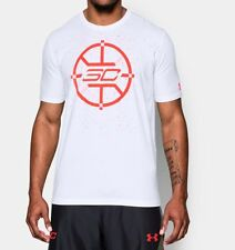 Under Armour Mens M & L Sc30 Splash Scope T-Shirt Stephen Curry 1287764 Warriors