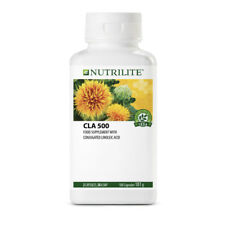 Nutrilite CLA 500 fat burner and cellulite reducer Organic brain & cell health
