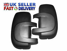 Renault Master MK2 WING MIRROR COVER left&right side PAIR