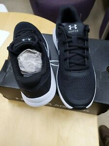 Under Armour Women's Surge 2 Running Shoe Style 3022605-001 size 7