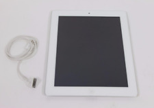 Very Good Used White Apple iPad 3 64GB A1416 WiFi Tablet 3rd Generation