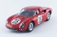 Ferrari 250 Le Mans Le Mans 1964 Dumay/Van Ophem #23 Best 1:43 Be9499 Diecast