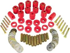 1987-1996 Jeep Wrangler YJ 1-inch Lift Body Mount Bushing Kit Prothane 1-113