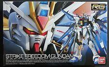 BANDAI RG 1/144 Strike Freedom Gundam ZGMF-X20A scale model kit