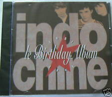 LE BIRTHDAY ALBUM (1981-1991) BEST OF - INDOCHINE (CD) NEUF SCELLE